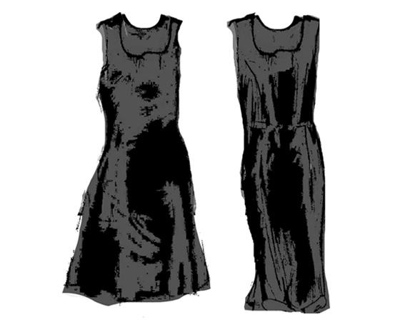 ベースドレス